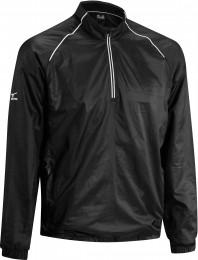 Mizuno Lightweight Windshirt LA Black/Charcoal