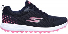 Skechers Max Fairway 2 Golfschuh, navy/pink