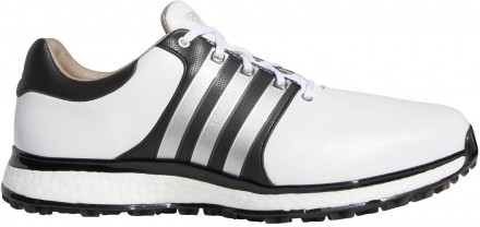 adidas Tour360 XT-SL Golfschuh, WD, white/silver/black