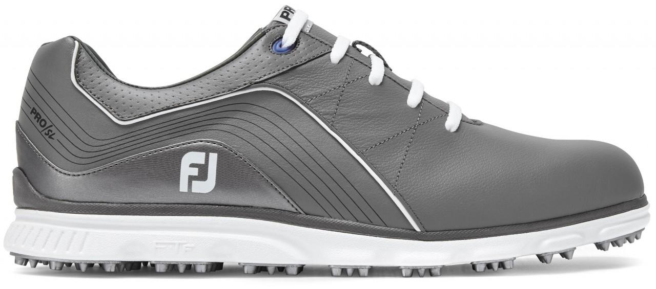 FootJoy Pro/SL, M-Leisten, grey/white