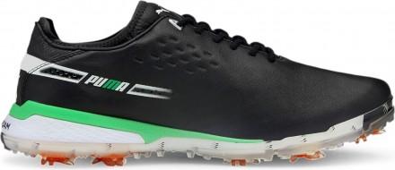Puma Proadapt X Golfschuh, black/green