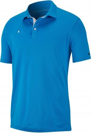 Nike Dri Fit Pocket Polo, photo blue