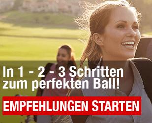 Golfball Empfehlungen - In 3 Schritten zum perfekten Ball