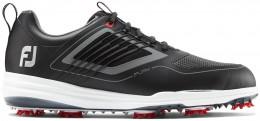 FootJoy FJ Fury Golfschuh, M, black/red