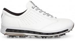 ecco Cool Gore-Tex Golfschuh, white/black