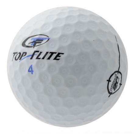 50 Top-Flite D2 Straight Lakeballs