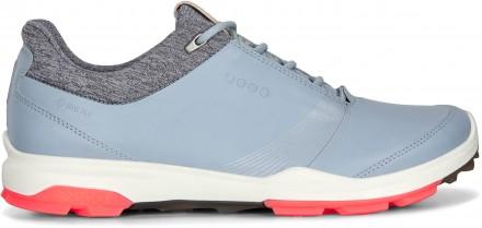 ecco Biom Hybrid 3 Gore-Tex Golfschuh, dusty blue