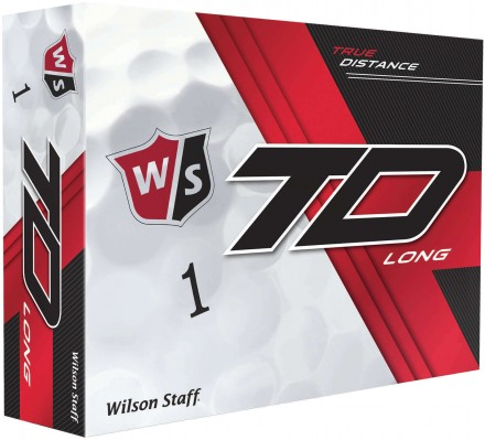 12 (neue) Wilson Staff True Distance LONG