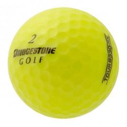 25 Bridgestone Tour B330-RX Lakeballs, yellow