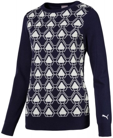 Puma Dassler Sweater, peacoat