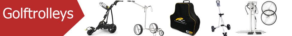 Golftrolleys oder Golf Elektro-Trolley kaufen
