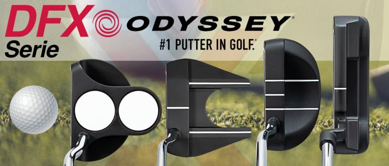 DFX Odyssey Putter