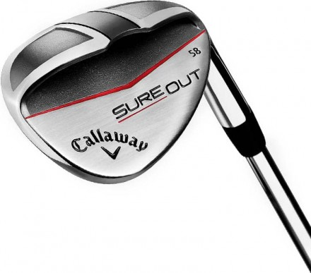 Callaway Sure Out Stahl Wedge