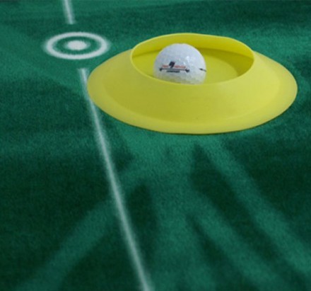 Best Track Putting Cup