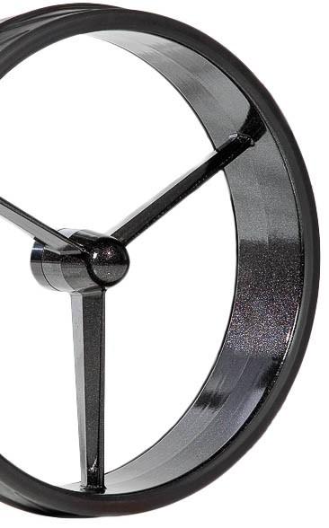 JuCad Felgensatz inkl. Reifen für Handtrolley