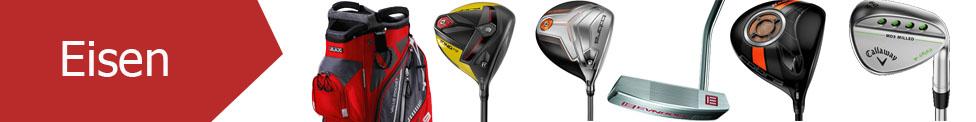 Golfschläger Eisen oder Eisensets günstig kaufen im Par71 Golf Shop