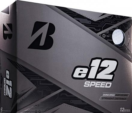 Bridgestone e12 SPEED Golfbälle