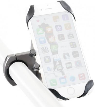 TiCad Universalhalter für Smartphones und GPS-Geräte
