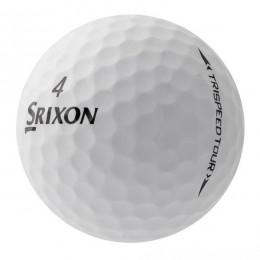 25 Srixon Trispeed Tour Lakeballs