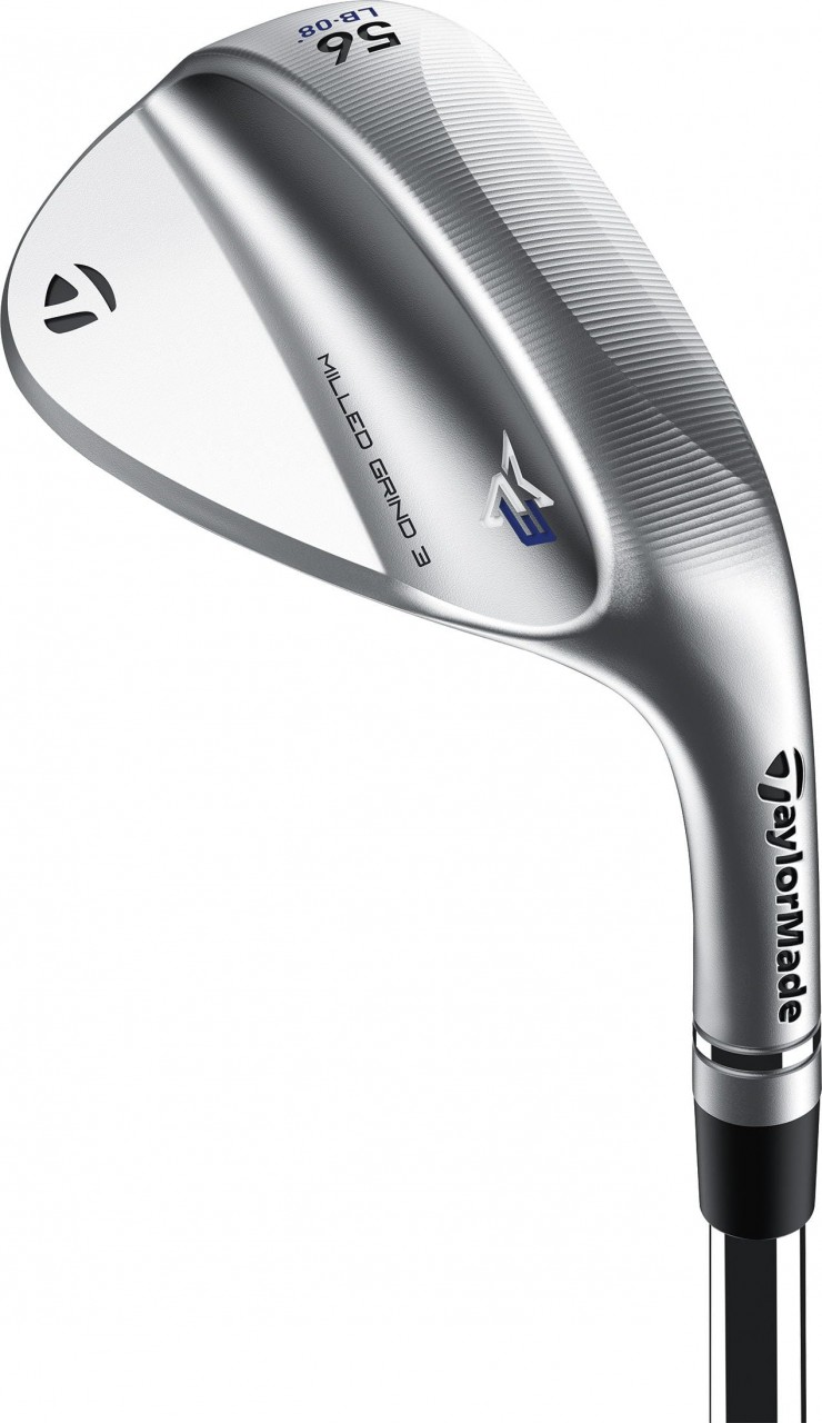 TaylorMade Milled Grind 3 Chrome Wedge