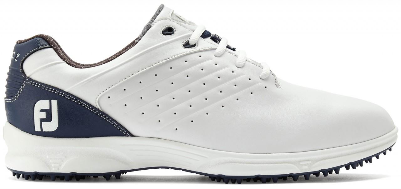 FootJoy FJ ARC SL, W-Leisten, white/navy