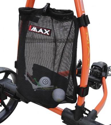 Big Max Netztasche hinten für TI-1000 Trolley-Form
