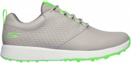 Skechers Elite 4 Golfschuh, gray/lime