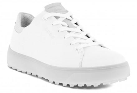 ecco Golf Tray Golfschuh, bright white