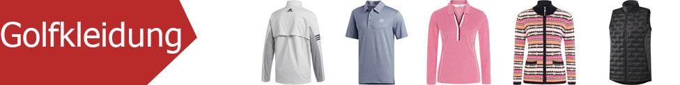 Golfbekleidung für Damen und Herren günstig im Golfshop kaufen