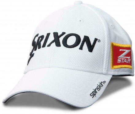 Srixon Tour Fitted Cap, white