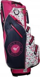 girls golf Flower Power Golfbag