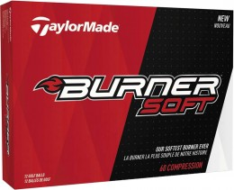 12 (neue) TaylorMade Burner Soft