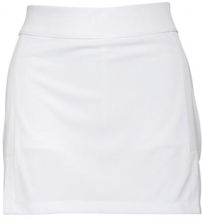 J.Lindeberg Amelie TX Jersey Skirt, white