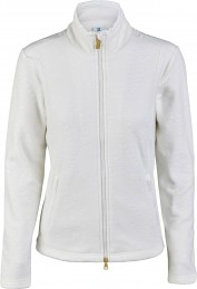 Daily Sports Paige Fleece Jacket, 210 ivory