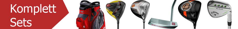 Golf Komplettsets und Golfschläger Sets günstig im Golf Shop kaufen