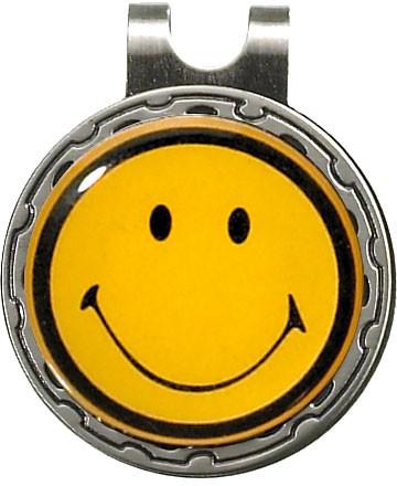 Sportiques Hatclip Smiley, magnetisch