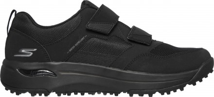 Skechers Arch Fit Front Nine Golfschuh, black/grey