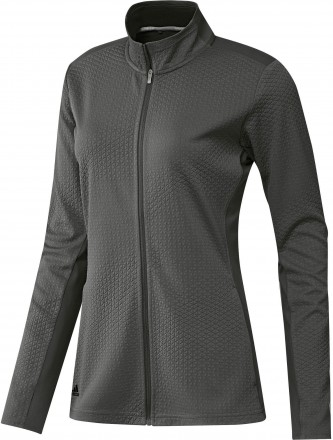 Adidas Full-Zip Range Jacket, earth