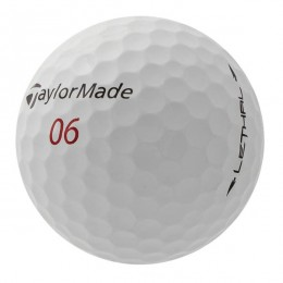 25 TaylorMade Lethal