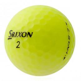 25 Srixon Z-STAR Tour Lakeballs, yellow