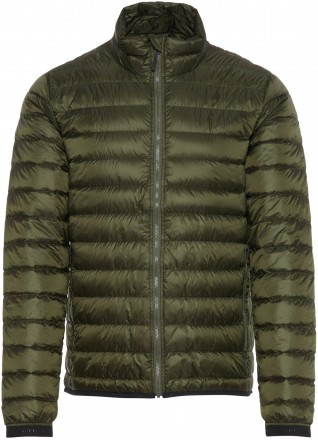J.Lindeberg Light Down Sweater, green