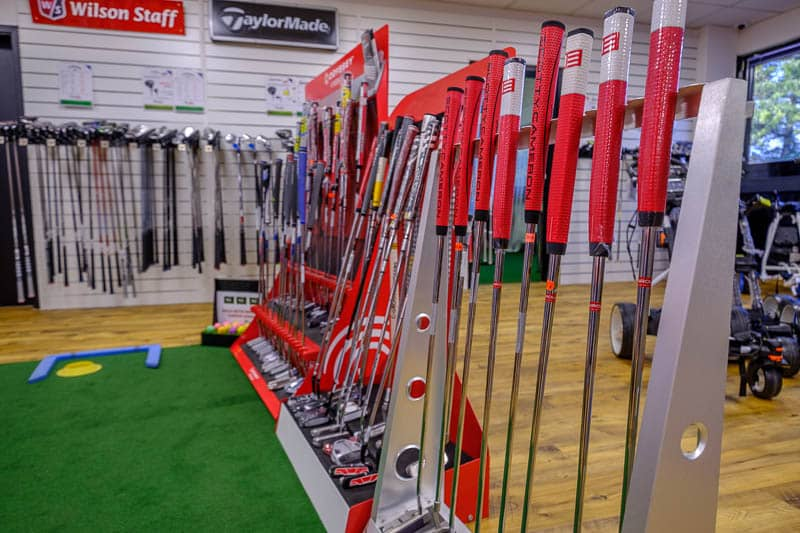 par71 - Golf Shop Ratingen - Ladenlokal