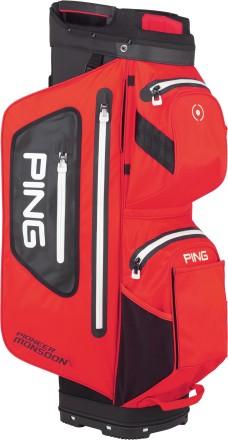 Ping Pioneer Monsoon Cartbag