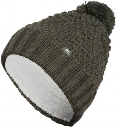 Adidas Climawarm Lined Beanie, earth