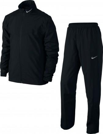 Nike Storm-Fit Rainsuit, black/black/reflective silver