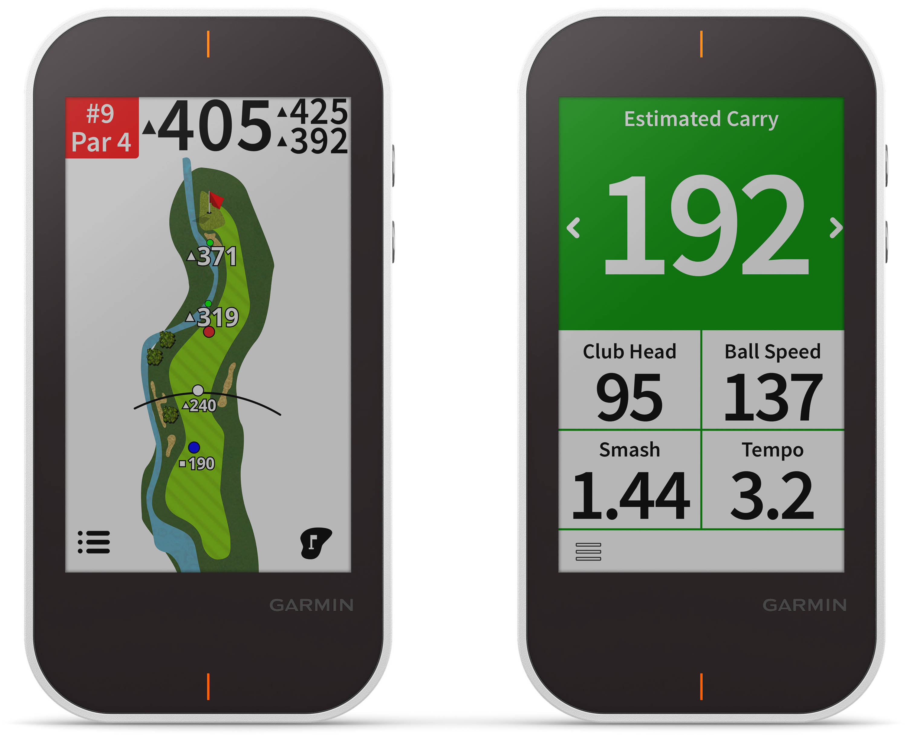 Golf Entfernungsmesser Iphone App : Garmin approach g gps launch monitor