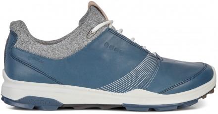 ECCO Biom Hybrid 3 GTX Gore-Tex Damenschuhe blau