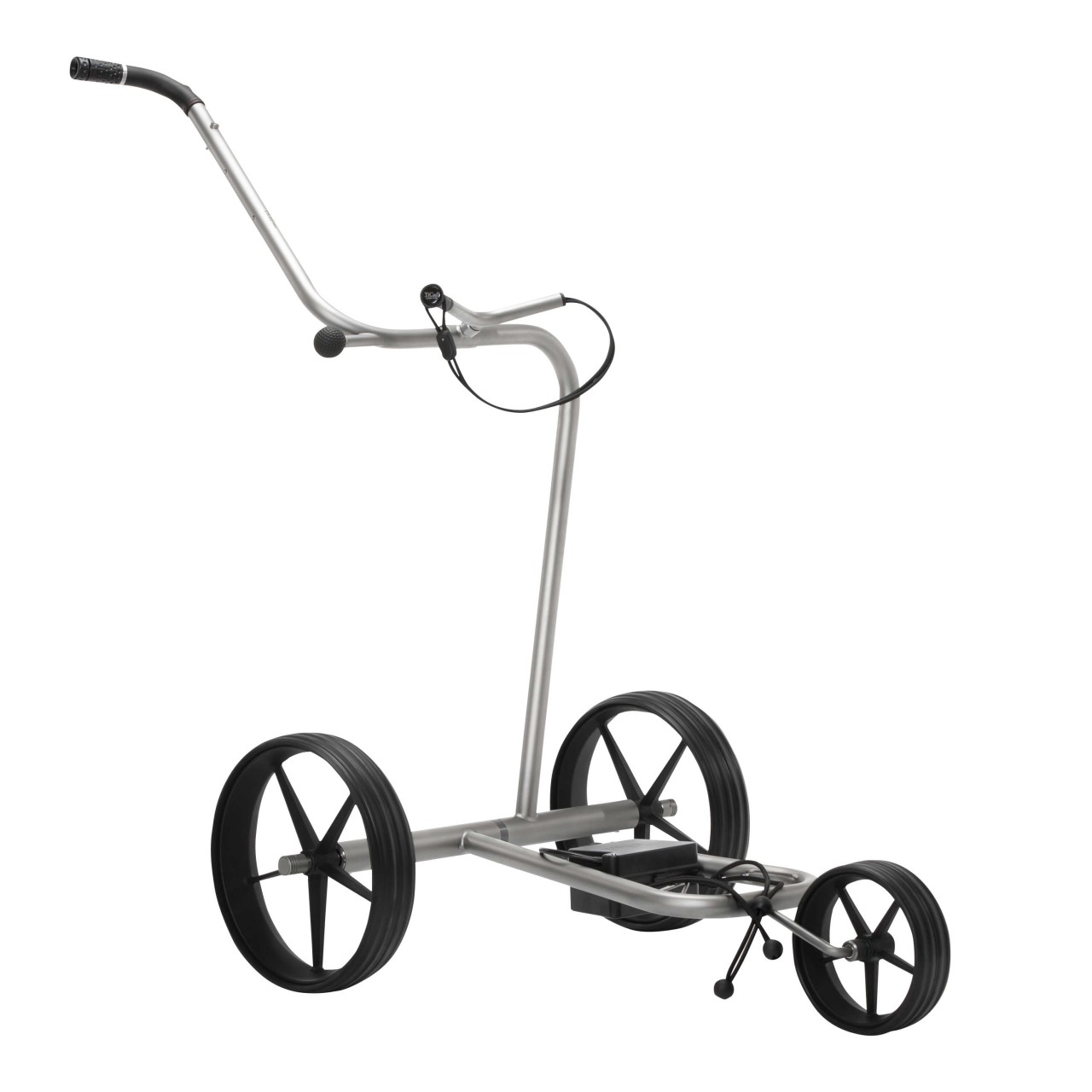 TiCad Tango Titan-Elektrotrolley mit Parkbremse