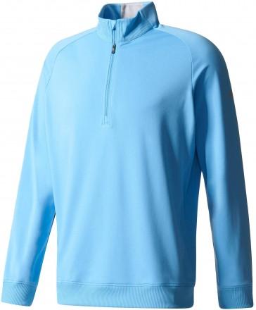 Adidas Club 1/4-Zip Pullover, joy blue