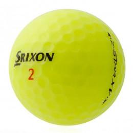 25 Srixon Z-STAR-XV Tour Lakeballs, yellow